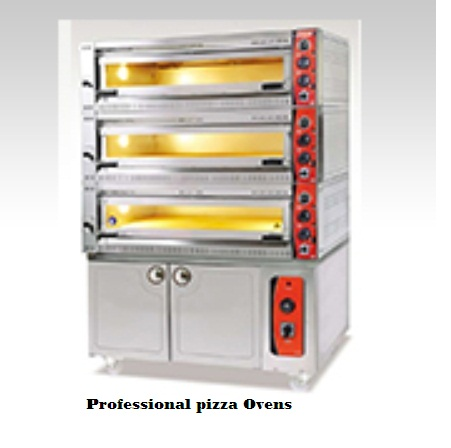 Professional pizza Ovens