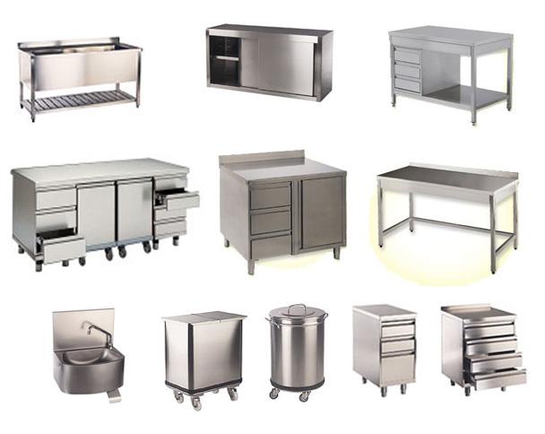 Neutral stainless steel equipment 2