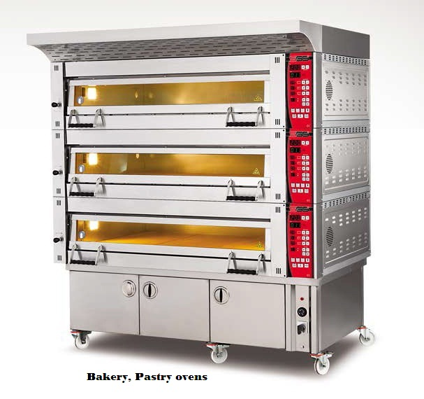 Bakery Pastry ovens